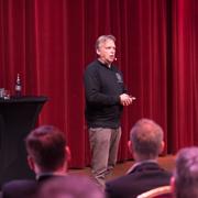 Keynote Speaker Jörg Heynkes beim Expertenforum 2017