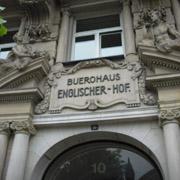 Außenansicht Praxisfeld Büro in Frankfurt