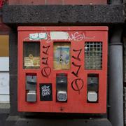 Kaugummiautomat - Foto-Workshop 2018