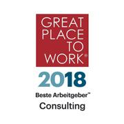 PRAXISFELD erhält eine Auszeichnung als Great Place to Work 2018
