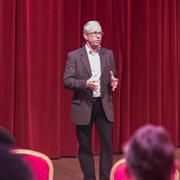 Keynote Speaker Prof. Dr. Dirk Baecker beim Expertenforum 2017