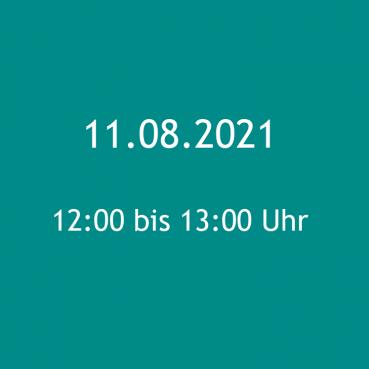 Webinar Design Thinking auch virtuell nutzen am 11.08.2021