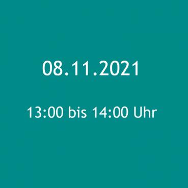 Webinar OKR implementieren am 08.11.2021