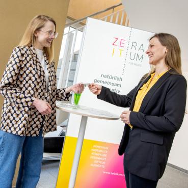 Servicekraft als Aushilfe für das Seminarzentrum ZEIT:RAUM gesucht