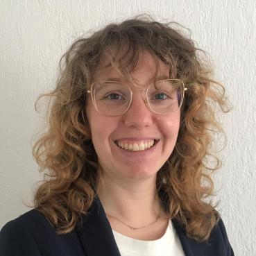 Julia Knoch, Organisatiorin des ZEIT:RAUMs von PRAXISFELD