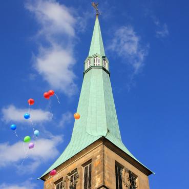 Organisationsberatung im Bereich Kirche und kirchliche Einrichtungen; Bildrechte: Fotograf AnnaEr, pixabay.com, Lizenz Creative Commons CCO