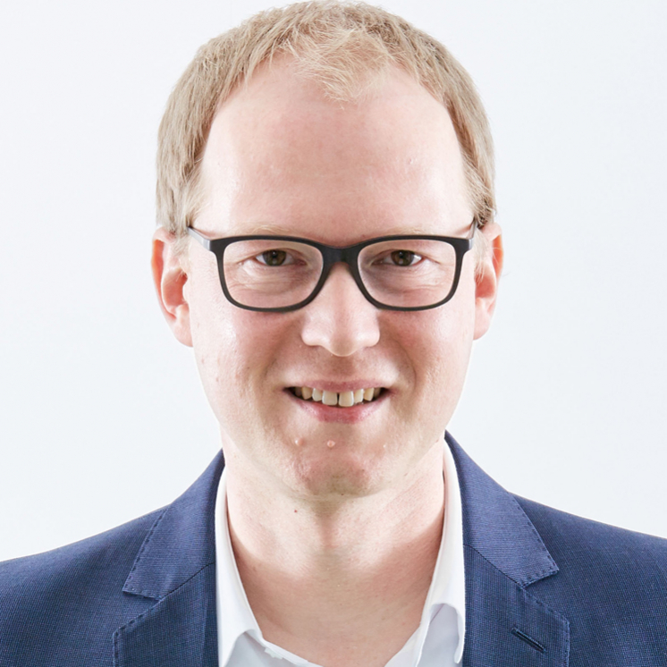 David Agert, Senior Berater bei der PRAXISFELD GmbH