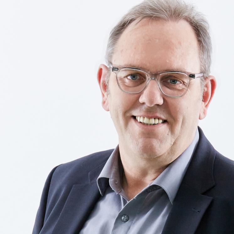 Dietmar Tenne, assoziierter Partner der PRAXISFELD GmbH