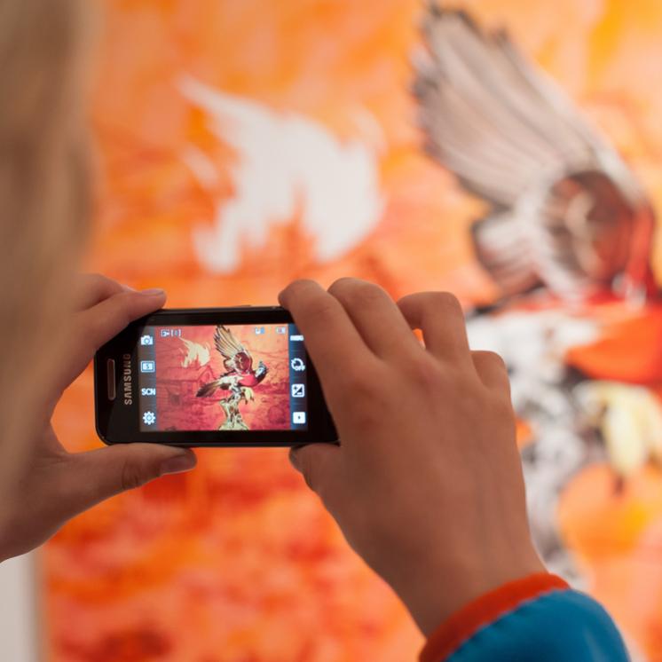 Fotografie-Workshop, die Macht der Bilder