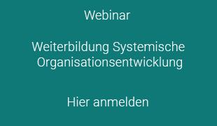 Anmeldebutton Webinar systemische Weiterbildung